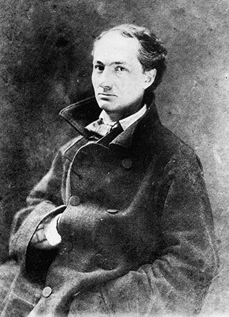 Nadar - Charles Baudelaire