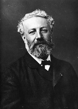 Nadar - Jules Verne